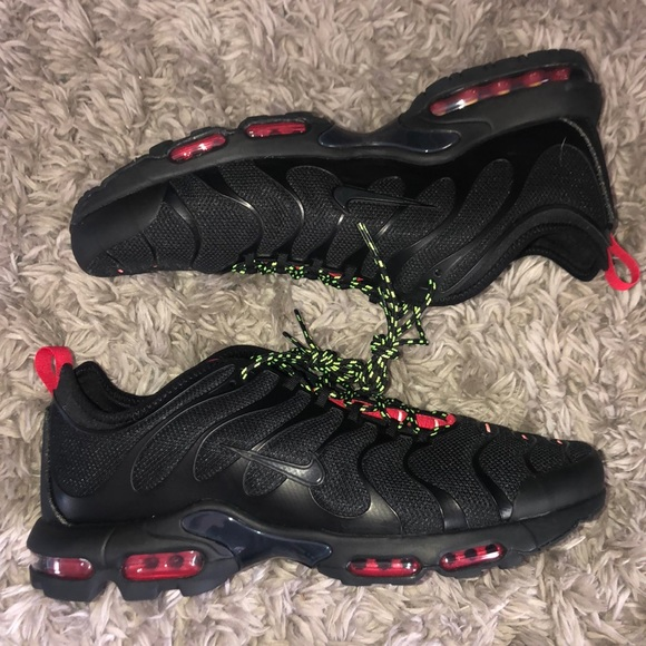 dirt cheap latest fashion factory outlet NIKE Air Max Plus TN Ultra Black & Anthracite 12.5 NWT